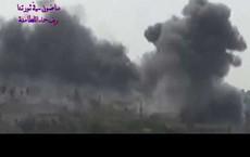 Không quân Nga giội bom phá boong-ke hủy diệt khủng bố Syria trên tất cả các mặt trận