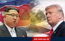 """2 ông Donald Trump, Kim Jong-un """"xé rào"""" ngoại giao, chấp nhận rủi ro mưu đại sự"""