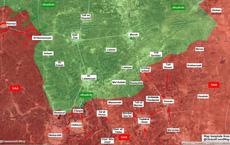 Quân đội Syria phản kích tái chiếm 2 thị trấn, diệt nhiều thủ lĩnh thánh chiến tại Hama