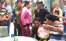 Giải cứu thành công người đàn ông cầm hộp quẹt, mở van ga cố thủ trong nhà mẹ vợ