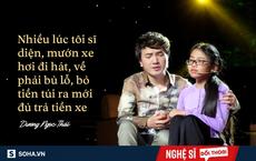 """Dương Ngọc Thái: """"Tôi xin đi hát bán đĩa, không lấy lương mà bầu show cũng không cho"""""""