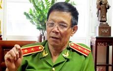 Hôm nay, Công an tiếp tục làm việc với Trung tướng Phan Văn Vĩnh