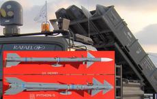 Vì sao Quân đội Israel ít khi triển khai tên lửa phòng không SPYDER?