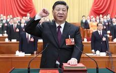 Ông Tập Cận Bình trở thành lãnh đạo đầu tiên tuyên thệ nhậm chức trong lịch sử TQ