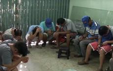 TP HCM: Phá sới đá gà, bắt giữ 15 đối tượng