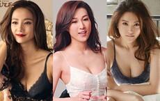 """Vẻ đẹp gợi cảm của 5 Hoa hậu Hong Kong công khai tổ chức """"Tiệc trinh nữ"""""""