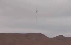 NÓNG: Su-24 vừa bị bắn rơi tại Syria