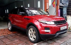 Range Rover Evoque từng của ca sĩ Tuấn Hưng được rao bán lại giá 1,53 tỷ đồng