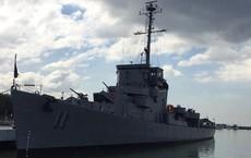 """Hải quân Philippines """"mạnh tay xử lý"""" khinh hạm cao tuổi nhất thế giới"""