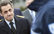 Cựu Tổng thống Pháp Sarkozy bất ngờ bị bắt giữ