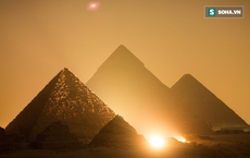 Bí ẩn cách thức xây dựng đại kim tự tháp Giza ở Ai Cập đã hé lộ?