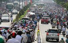 Những chiếc ô tô trong hình hài... xe máy trên đường phố Việt Nam
