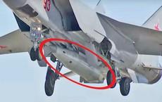 Su-57 sẽ thêm sức mạnh với tên lửa siêu thanh Kinzhal?