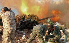 """""""Nồi hầm"""" Harasta ở Đông Ghouta sẽ sạch bóng phiến quân: Bước ngoặt quyết định vừa xảy ra"""