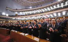 """Chỉ 1 ngày sau Lưỡng hội, 3 địa phương Trung Quốc đồng loạt """"thay soái"""""""