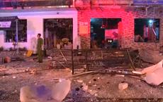 Nguyên nhân ban đầu vụ nổ dãy nhà 2 tầng với sức công phá lớn ở Nghệ An