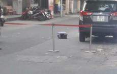 Phát hiện thi thể thai nhi trong vali ở ven đường Sài Gòn