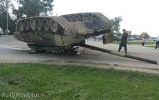 Xe tăng T-80: Niềm kiêu hãnh của Nga bị hủy hoại chỉ vì một cuộc chiến
