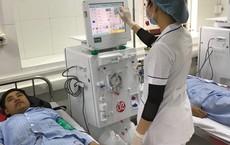 Khoa lọc máu hoạt động trở lại sau sự cố 8 bệnh nhân chạy thận tử vong