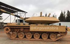 """Độc lập với Israel, Thổ Nhĩ Kỳ cho ra mắt """"thảm họa M60 nâng cấp""""?"""