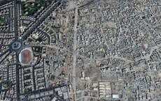Cuộc chiến địa đạo sát Damascus: Khúc xương khó nuốt của QĐ Syria -Stalingrad hay Grozny