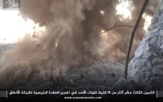 Tử địa Jobar chính thức sụp đổ: Quân đội Syria đã làm được điều thần kỳ