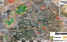 Phe thánh chiến đầu hàng, nộp 4 quận tại tử địa Đông Ghouta cho quân đội Syria