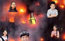 Phẫn nộ khi Giọng hát Việt nhí đăng ảnh phản cảm, đùa cợt trên nỗi đau hỏa hoạn