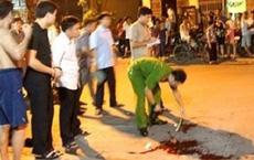 Nghi án nam thanh niên bị cắt cổ chết trên đường