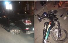 """Những hình ảnh về vụ tai nạn khiến mạng xã hội Việt """"dây sóng"""" đêm qua"""