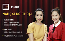 Diễn viên Vân Anh tiết lộ chuyện người yêu ngược đãi và ghen với cố nghệ sĩ Lê Công Tuấn Anh