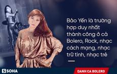 Bảo Yến: Tượng đài nhạc Việt khiến Lệ Quyên cúi đầu, Đàm Vĩnh Hưng thấy nhỏ bé (P2)