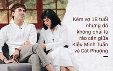 """Kiều Minh Tuấn: Lời hứa lo """"mồ yên mả đẹp"""" cho Cát Phượng và tình yêu đáng thèm khát nhất showbiz"""