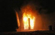 Mỹ công bố đội hình liên quân tấn công Syria, tuyên bố đã bắn 105 tên lửa