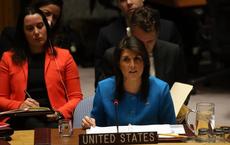 Hậu tấn công tên lửa Syria, Mỹ giáng thêm đòn cấm vận Nga vì ủng hộ ông Assad