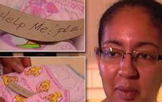 Tìm thấy mảnh giấy kêu cứu trong chiếc quần lót mới mua cho con gái, bà mẹ quyết tâm làm cho ra lẽ