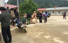 Giáo viên lùi xe trong sân trường, một học sinh tử vong