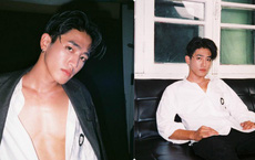 """Chàng trai với bộ ảnh đúng chất """"tài tử Hong Kong"""" khiến các cô gái đồng loạt xin facebook"""