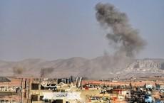 """""""Hổ Syria"""" bất ngờ chuyển hướng tiến đánh IS trên chiến trường đông Qalamoun"""