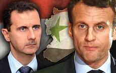 """Trả Huân chương Bắc đẩu Bội tinh cho Pháp, TT Assad tuyên bố """"không phục nô lệ của Mỹ"""""""