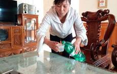 Truy tìm kẻ đổ thuốc diệt cỏ vào bể nước ăn của người dân ở Thanh Hóa
