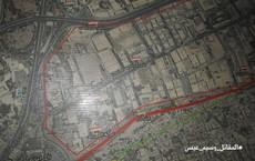 """Sốc trước nhà tù """"tử thần"""" và trung tâm chỉ huy thánh chiến ở tử địa Douma, Syria"""