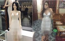 Bỏ gần 1 triệu mua váy thiết kế sang chảnh, mẹ trẻ nhận về váy như màn quây, mặc vào chẳng khác măng nhồi thịt