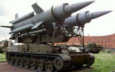 Tên lửa phòng không kỳ dị của Liên Xô