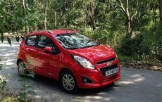 """Chevrolet Spark """"ế thảm, giảm sâu"""" trở thành xe ô tô rẻ nhất Việt Nam"""