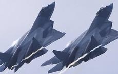 Tiêm kích tàng hình Su-57 Nga vừa hạ cánh xuống Syria, Ấn Độ lập tức tỏ thái độ gì?