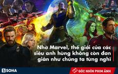 """""""Mỏ vàng không đáy"""" của Hollywood, 500 tỉ USD và cách Marvel thay đổi cả thế giới"""