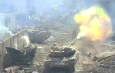 Nga giội bão lửa yểm trợ quân đội Syria kết liễu IS cố thủ ven Damascus
