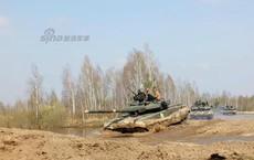 Mỹ-NATO cũng tổ chức đua xe tăng giống Tank Biathlon Nga: Ukraine theo phe nào?