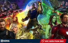 Siêu bom tấn Avengers - Infinity war: Kẻ ác hùng mạnh trỗi dậy, tất cả anh hùng đều chết?